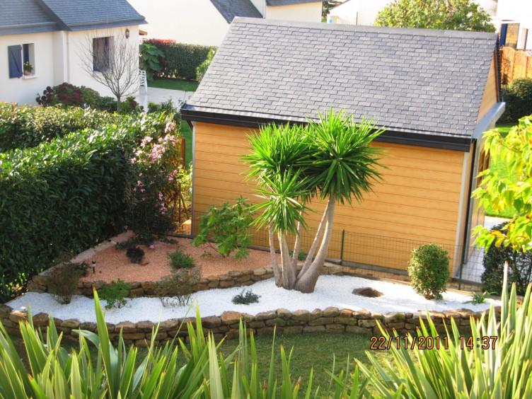 Exceptionnel Sable et graviers, décoration pour aménagements extérieurs Morbihan YQ54